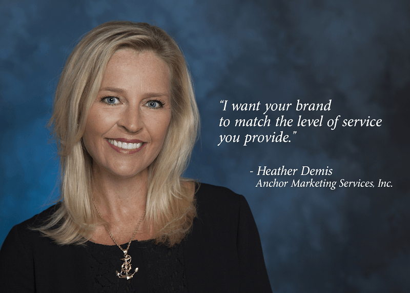 Heather Demis of Anchor Marketing